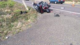 cycle crash