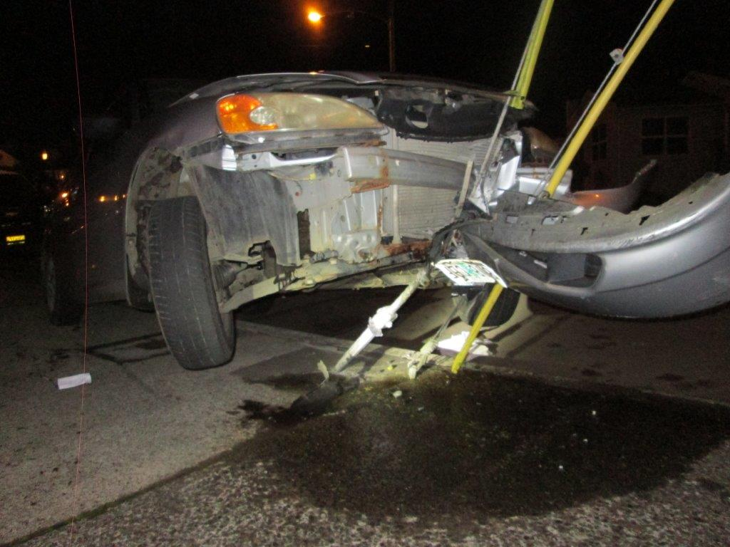 Teen Driver Cited After Alcohol Involved Crash