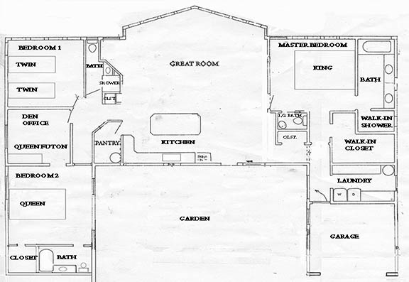 Floor Plan at Brigadune