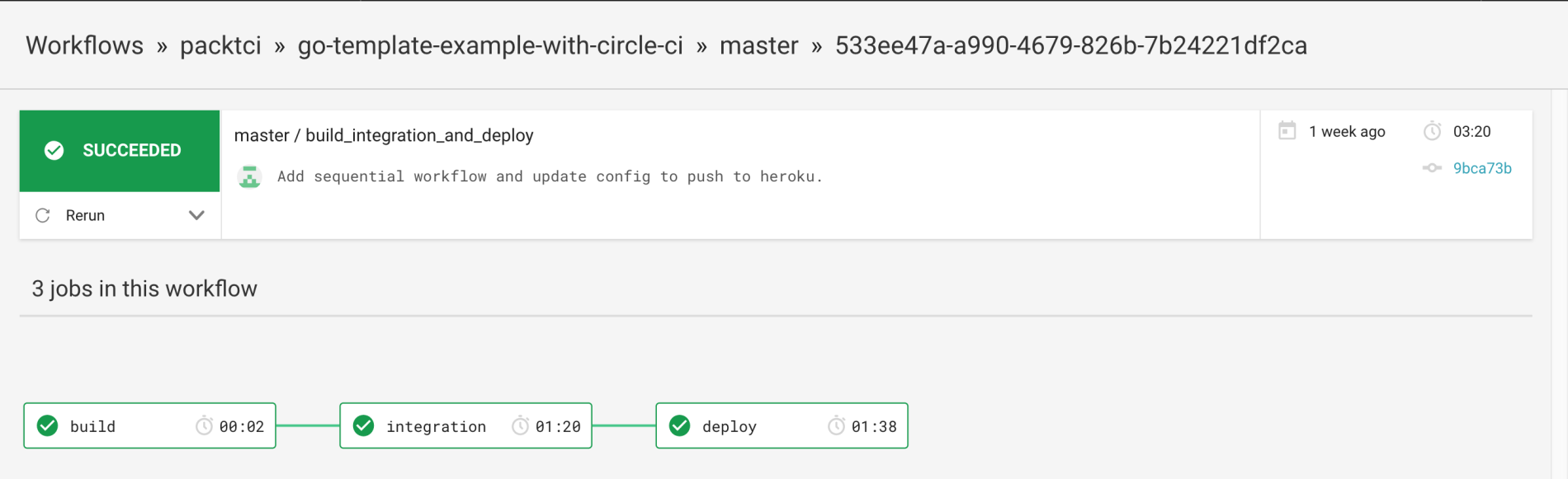 Integration Job Debugging Slow Builds In Circleci Hands On Continuous