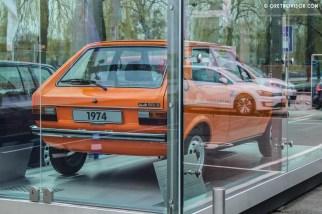 O Audi 50 de 74 pode se passar por um Golf