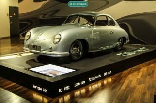Um mito. Porsche 356