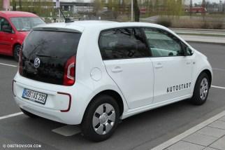 Um Up! a serviço da Autostadt