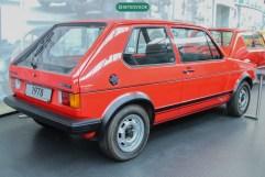 1978, um dos primeiros GTI, com roda de ferro, impensáveis num esportivo atual