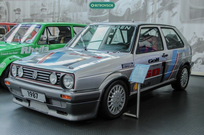 Golf de competição 1987