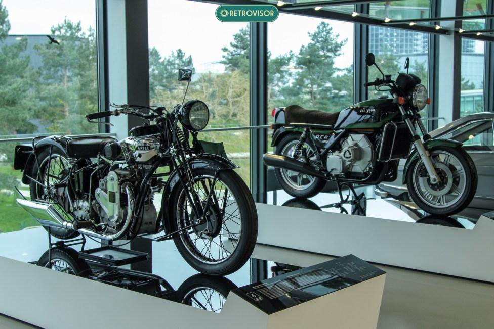 Mais motocicletas