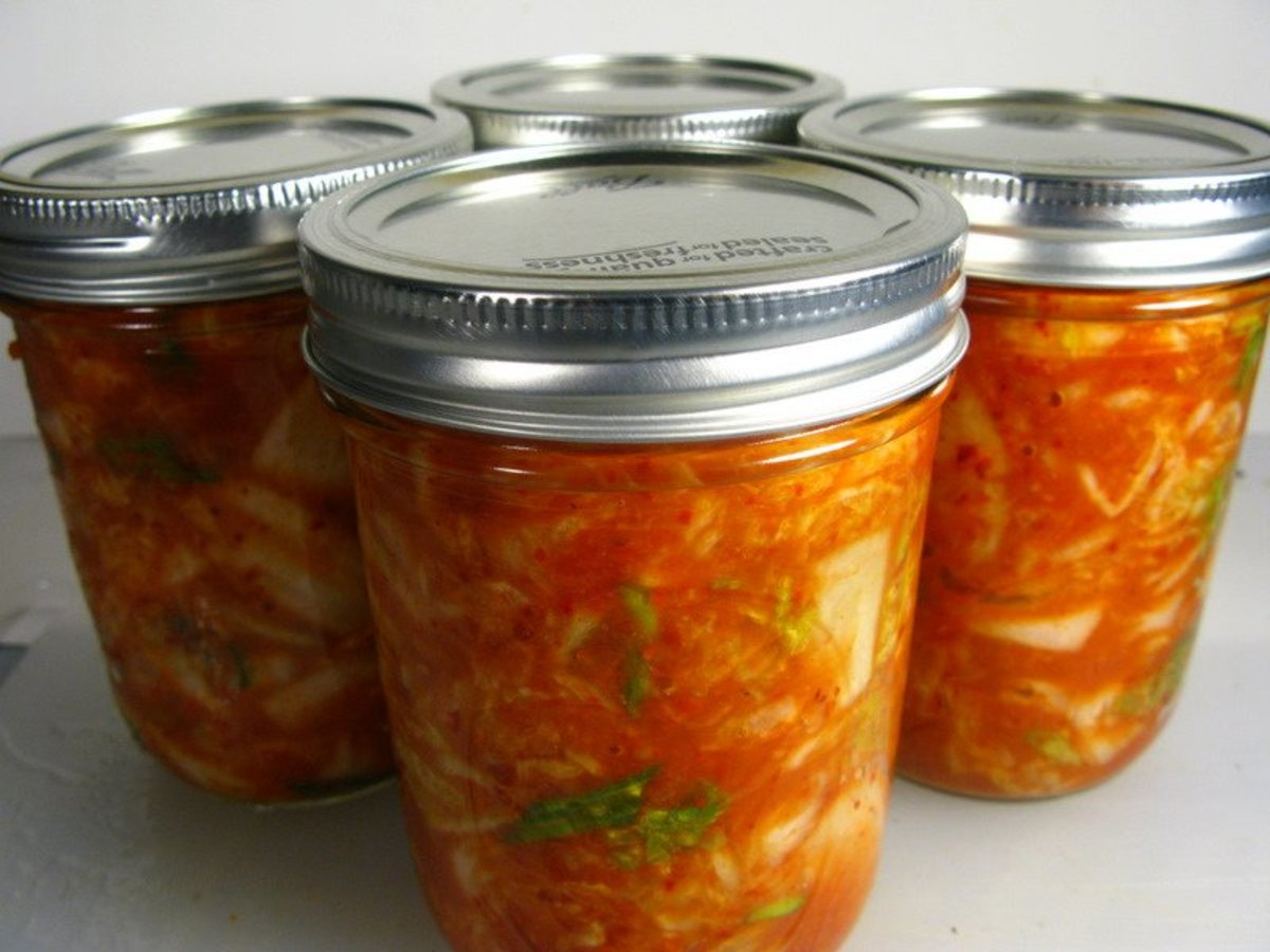 Food Recipe Preservation 10 Fermented Foods You Can Easily Make At Home Organic