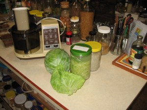sauerkraut-prep