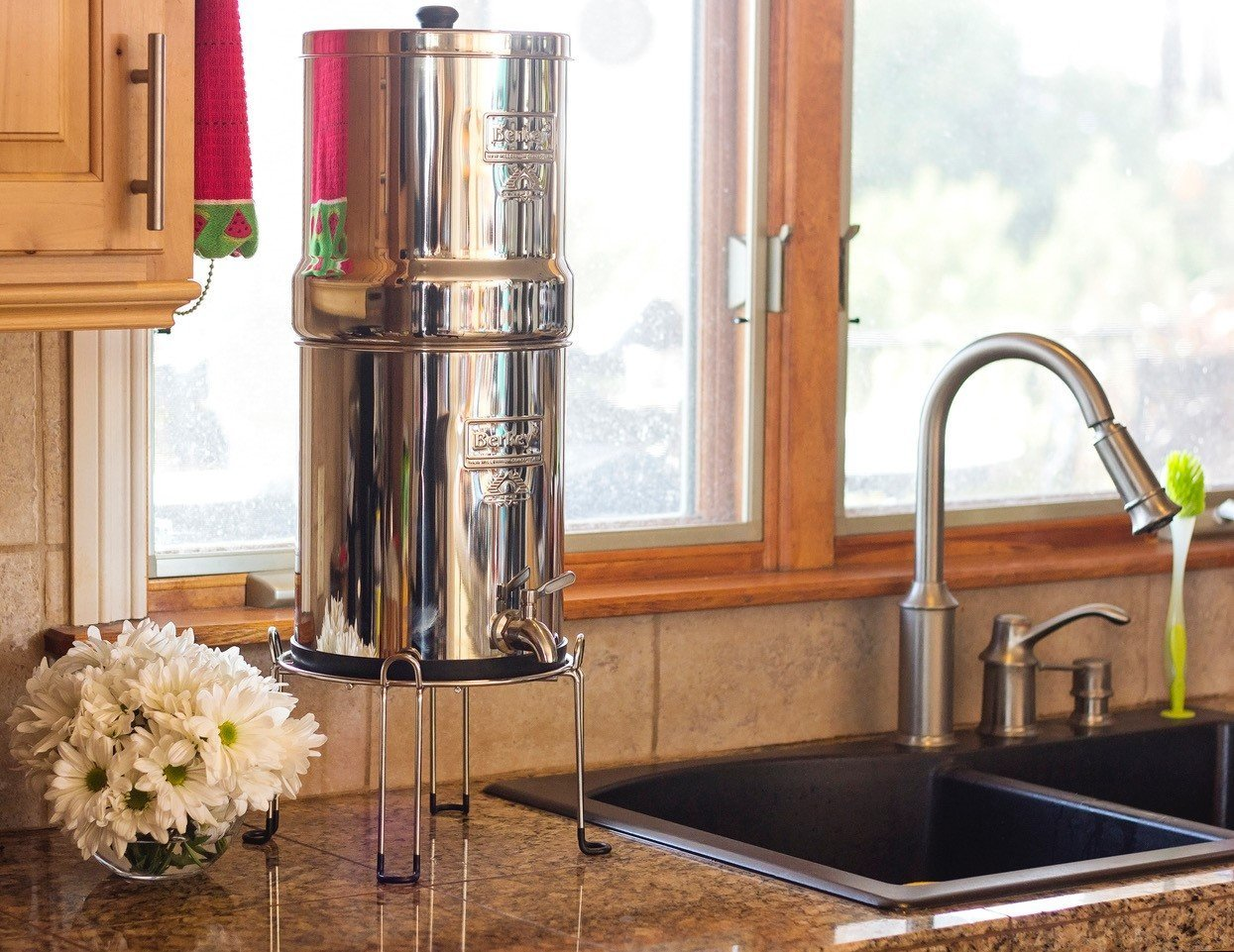 Big Berkey Water Filter Review Organic Life Tips