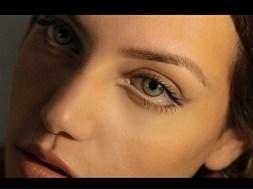 oczy brwi rzęsy pielęgnacja