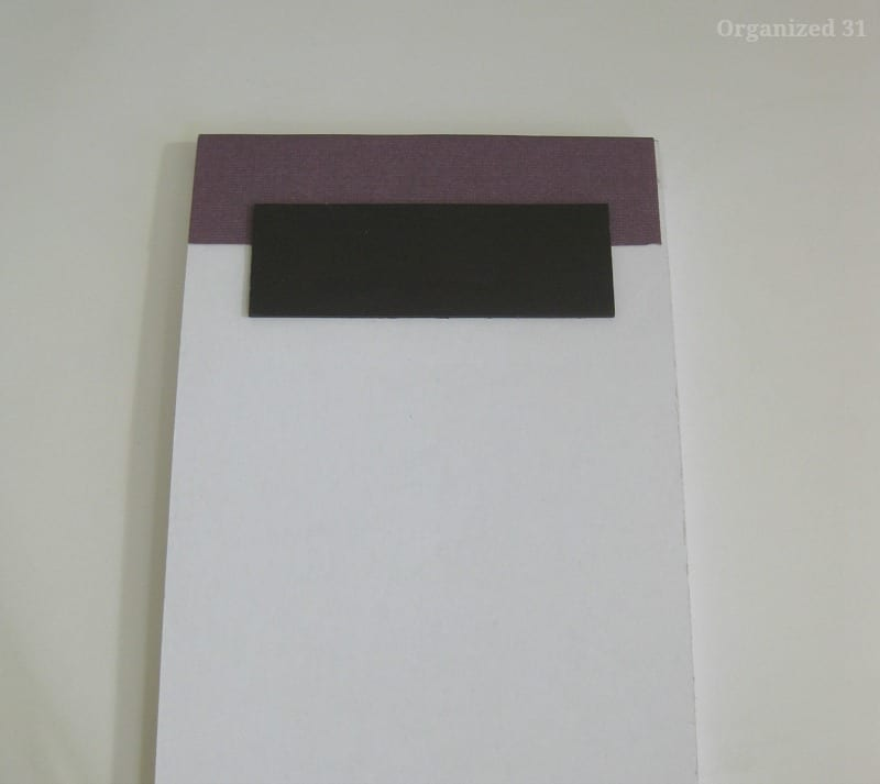 Easy DIY Notepad - Organized 31