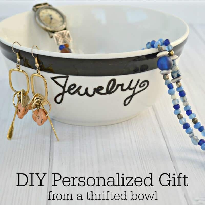 DIY Personalized Gift - Organized 31