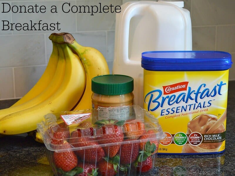 Easy Chocolate Plus Breakfast Smoothie for a quick and nutritious start #50YearsofBreakfast #ad
