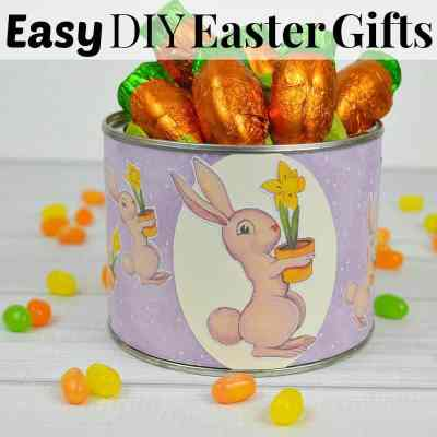 DIY Easter Gifts