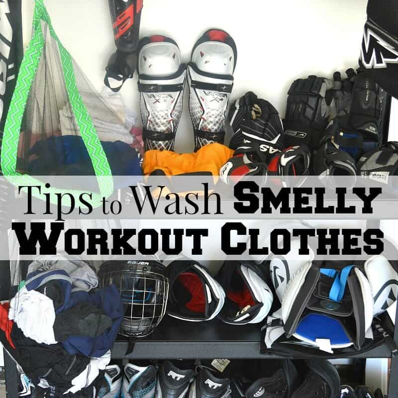 Tips to Wash Smelly Workout Clothes & Mesh Laundry Bag ...