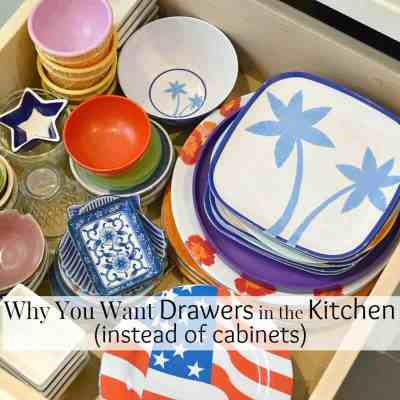 Kitchen Storage Drawers and Why You Want Them