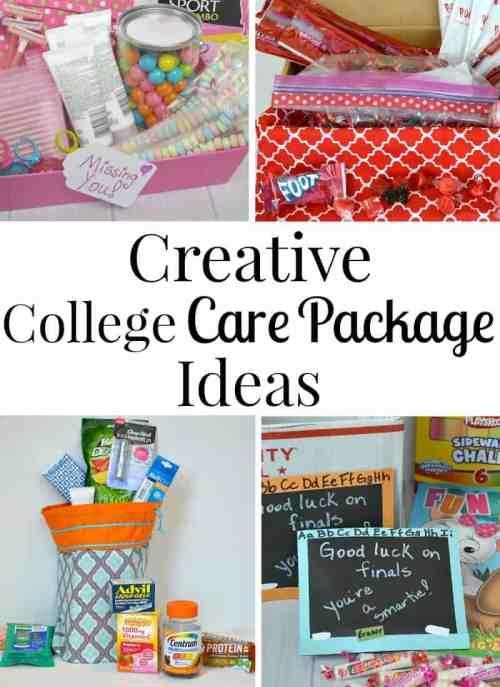 Medium Of College Care Package Ideas