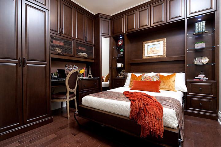 wall beds providing decide move organized interior design office space peltier interiors