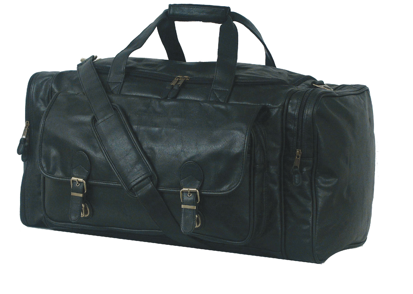 Large Travel Bags Leatherette Travel Duffel Bag Large In Duffle Bags