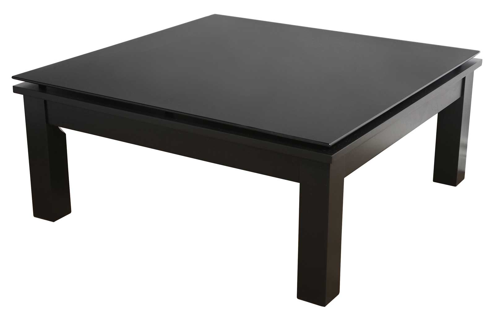 Modern Contemporary Square Coffee Tables Modern Glass Top Square Coffee Table In Coffee Tables
