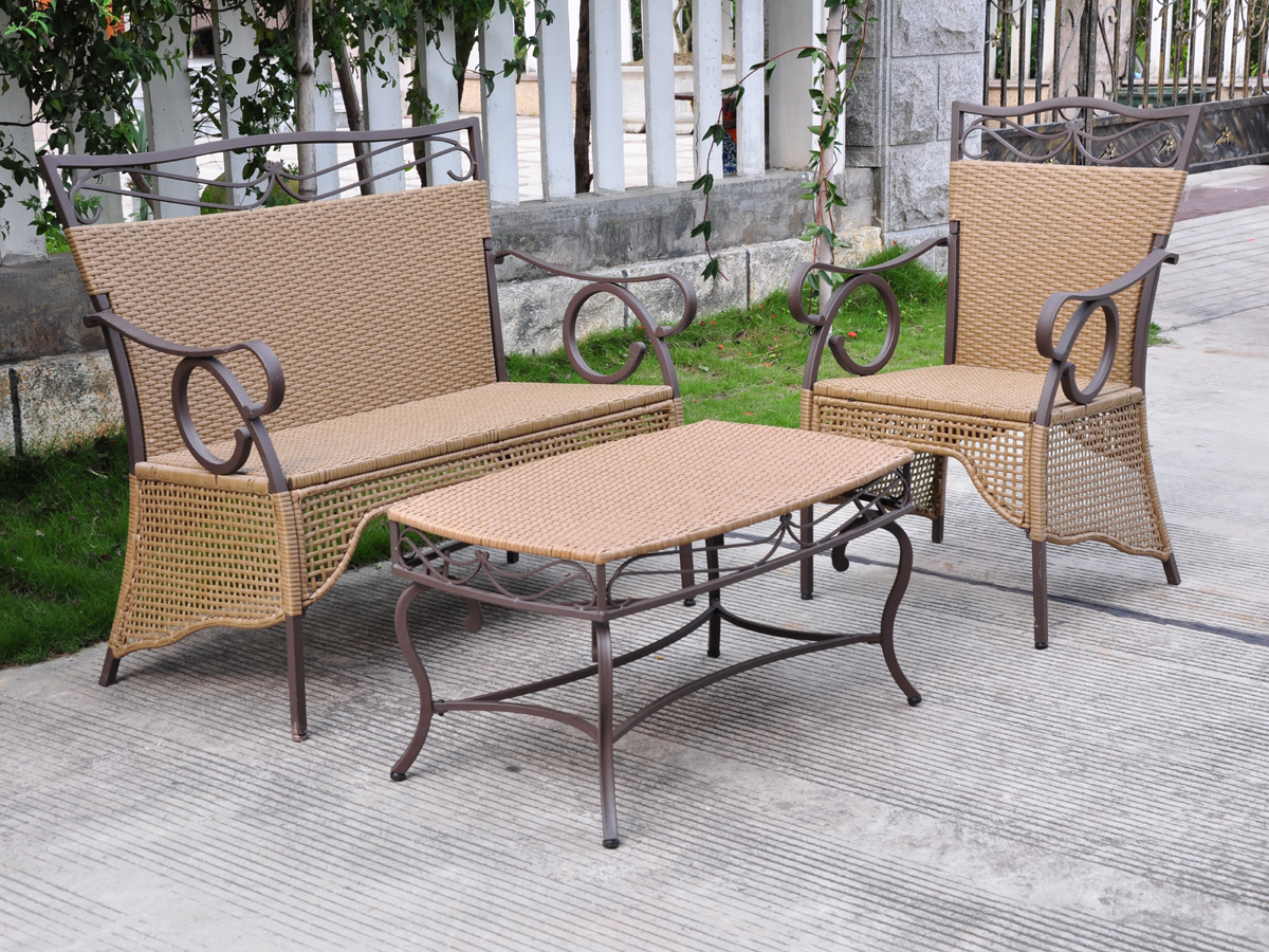 Valencia Rattan Garden Furniture