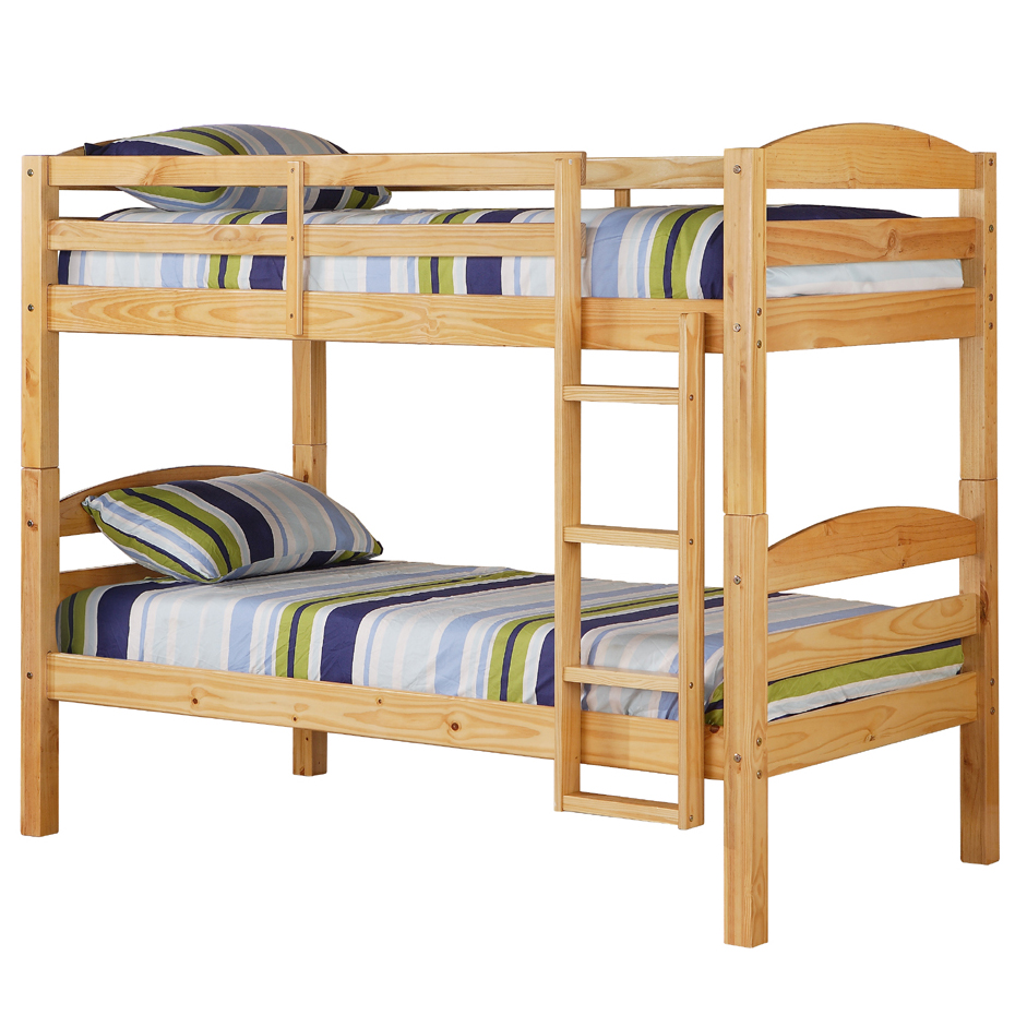 Twin Loft Bed Twin Size Kids Bunk Bed In Bunk Beds