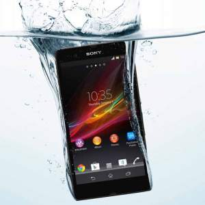 Sony-Xperia-Z-Water-Proof-Phone