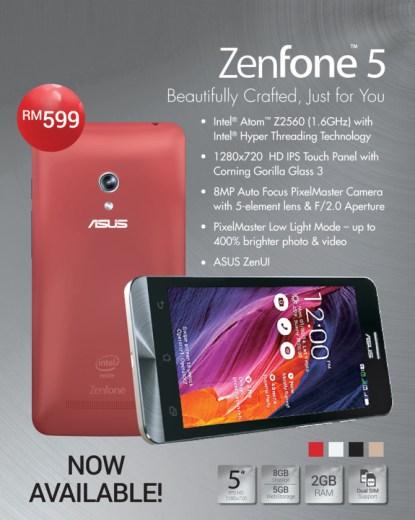 ASUS Zenfone 5_Info