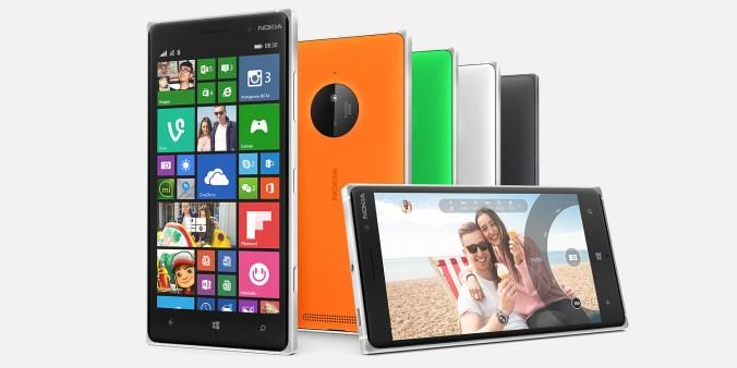 lumia 830 photo