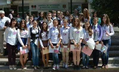clubul jurnalistilor din Orhei