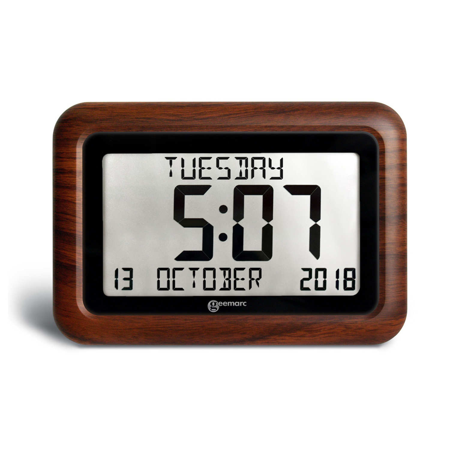 Digital Clock Digital Clock With 8