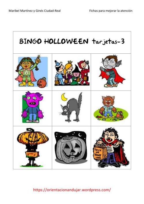 juguemos al bingo con orientacion andujar halloween-3