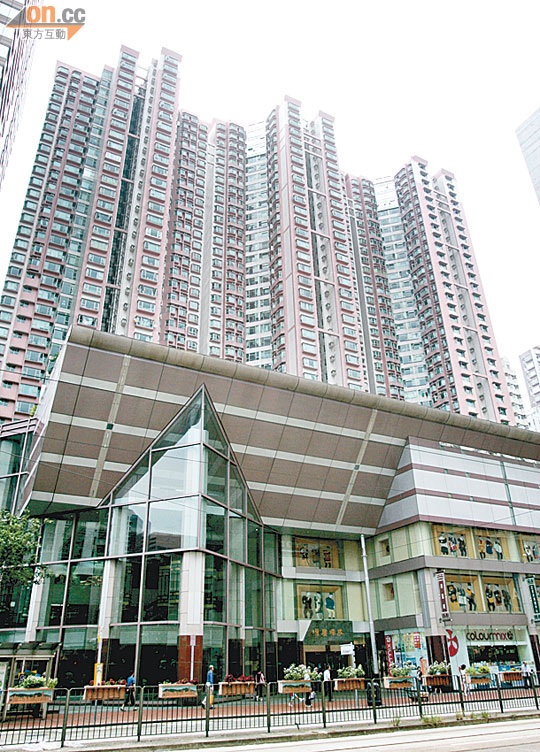 港運城五年升值402萬 - 東方日報
