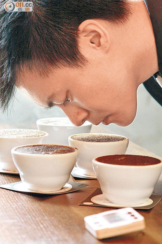 潮興咖啡 Cupping - 東方日報