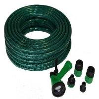 PVC knitted garden hose-garden hose pipe-flexible garden hose