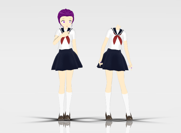 Insane 3d Wallpaper Download Mmd School Bases Updated By Rinyukaita On Deviantart