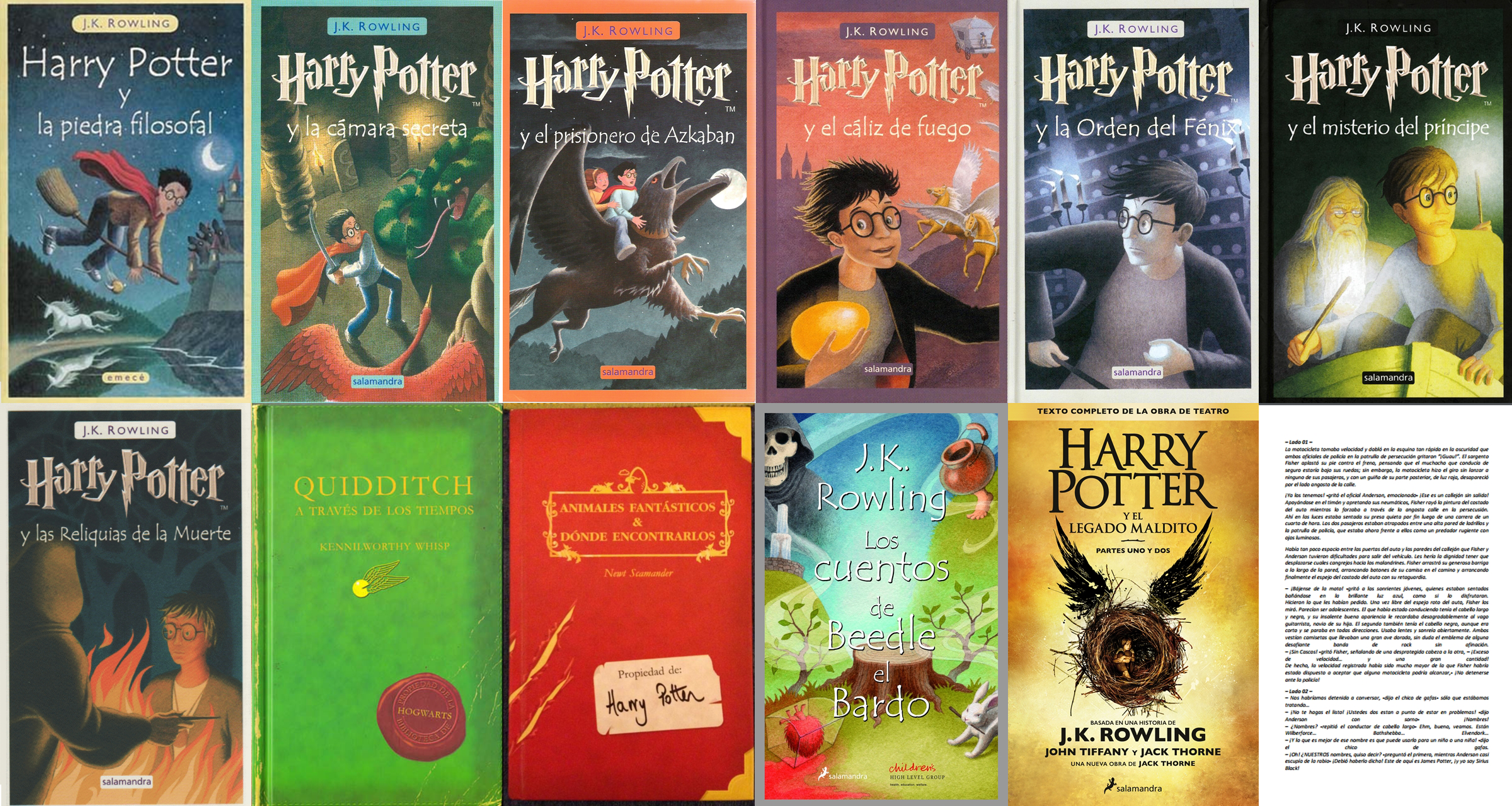 Harry Potter Libros Pdf Coleccion Harry Potter Pdf By Ravdel On Deviantart