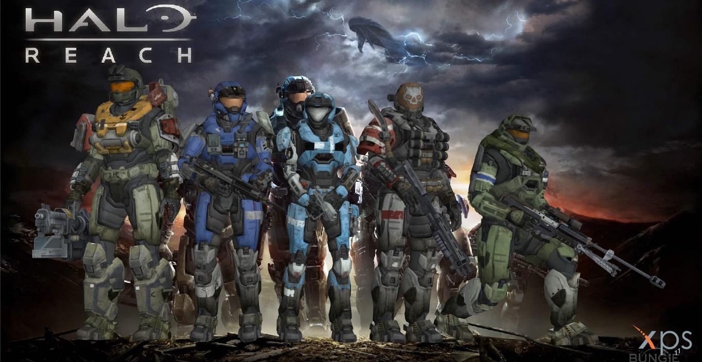 Halo Reach 3d Wallpaper Pc Halo Reach Noble Team Weapons By Blinkjisooxps On Deviantart