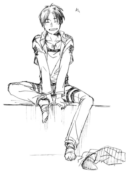 Teen Titans Cute Wallpaper Theory Corporal Eren X Reader Protection By Rivokko On