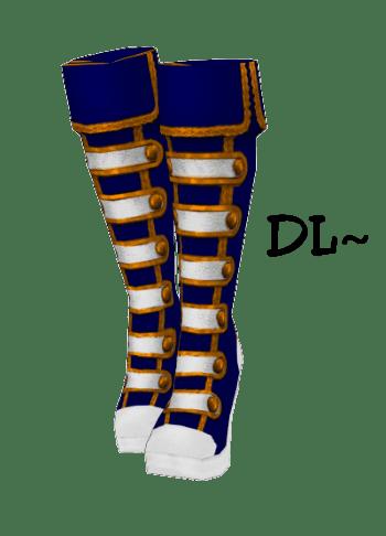 Nn 3d Wallpaper Mmd Steampunk Boots Dl By Drindrence On Deviantart