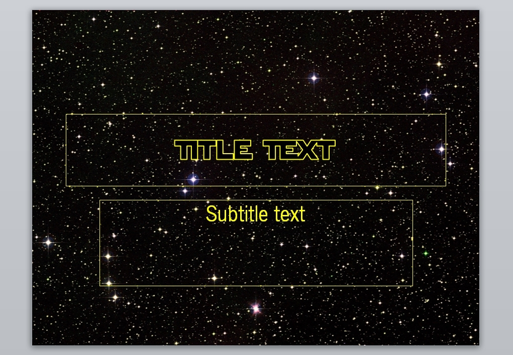 star wars powerpoint templates xv-gimnazija