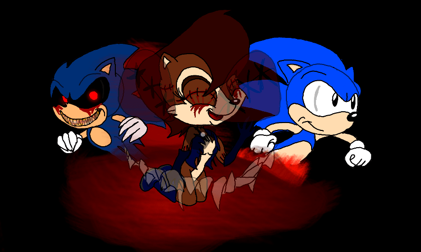 Cute Wallpaper Hd Girl Meets World Sonic Satam The Perfect Storm Part 1 Scratched By
