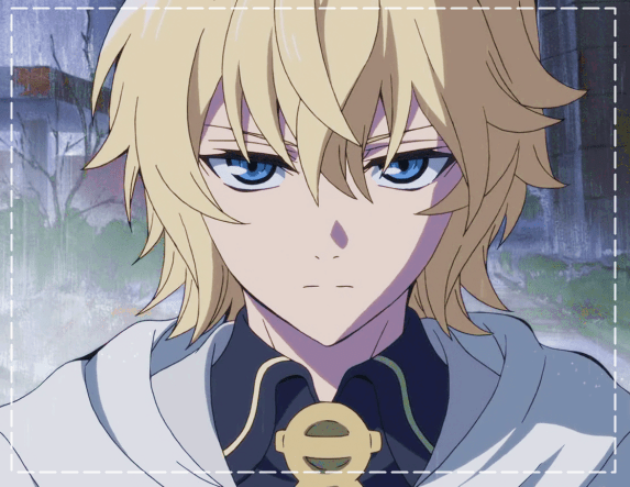 Crying Eyes Wallpapers With Quotes Mikaela Hyakuya X Reader My Own Will By Setsucchi On