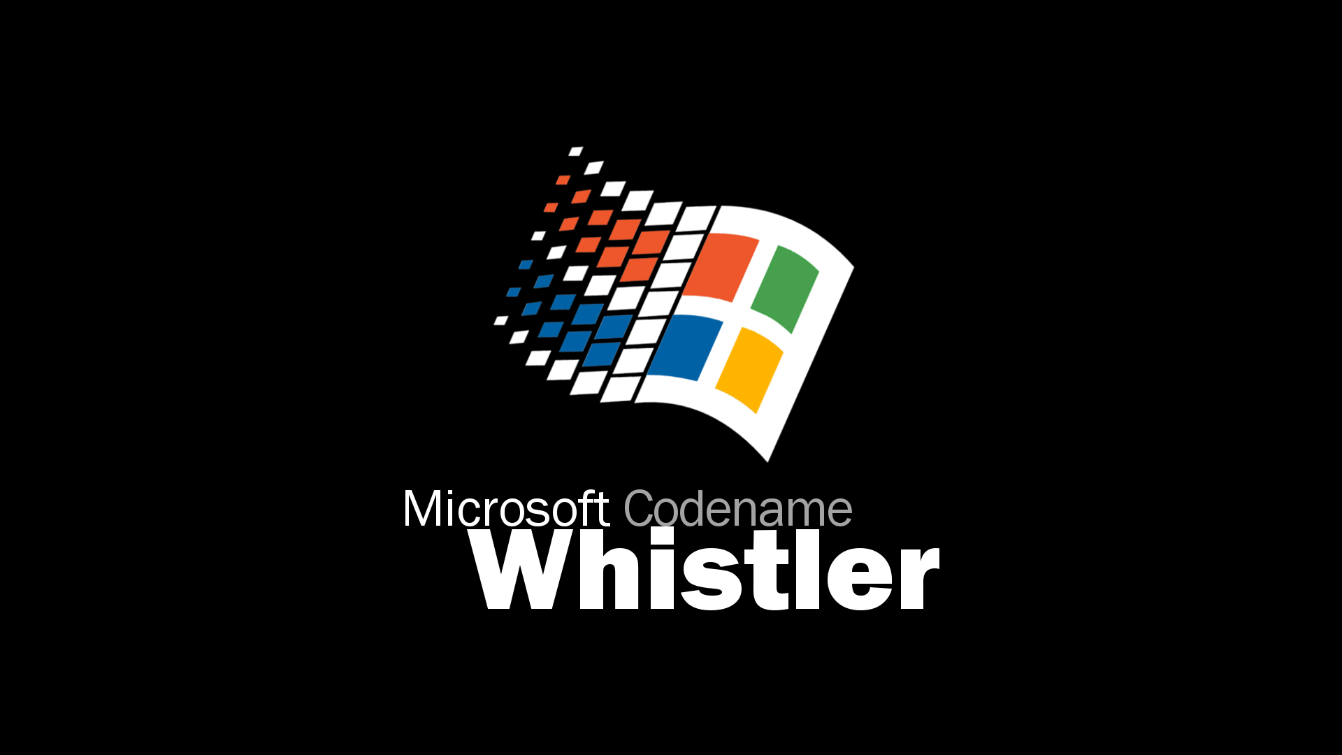 Hd Wallpapers For Windows 7 Download Microsoft Codename Windows Whistler Wallpaper By