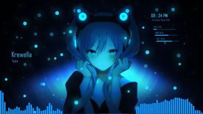 Live Wallpaper - Hatsune Miku by Adiim on DeviantArt
