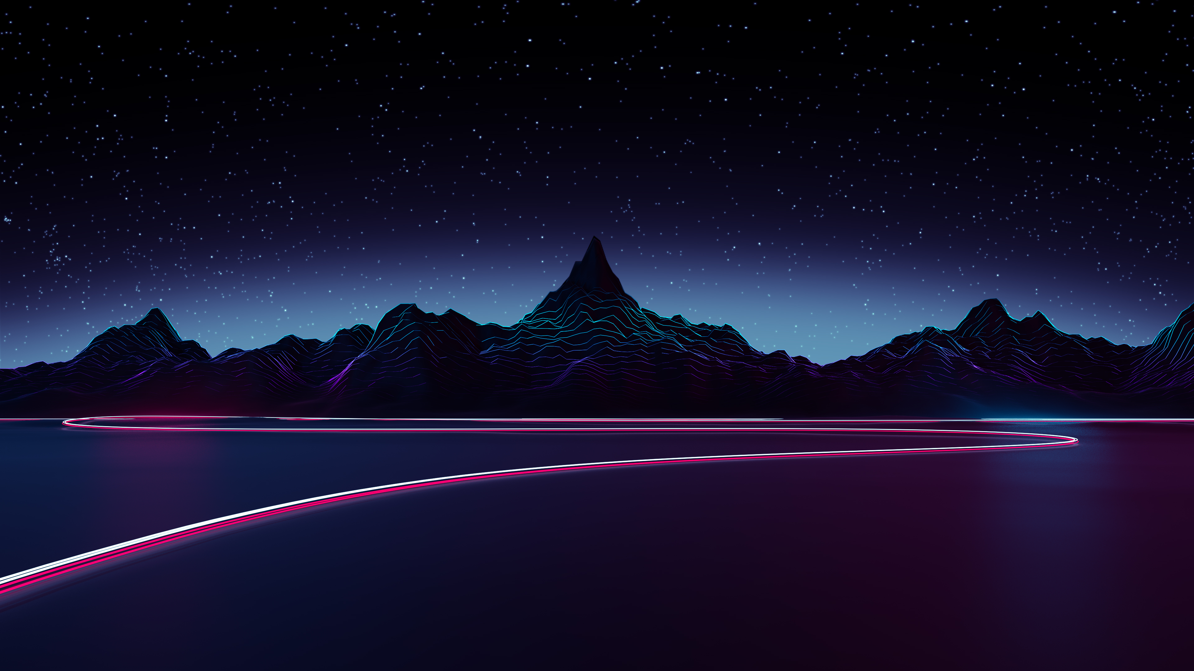 3d Live Wallpaper For Samsung Galaxy Core 2 Highway Animated Wallpaper 4k 3840x2160 By Axiomdesign