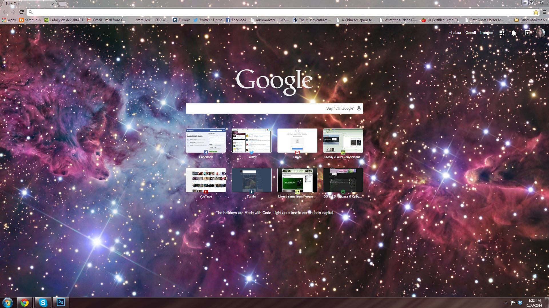 Google chrome space theme by lajolly google chrome space theme by lajolly