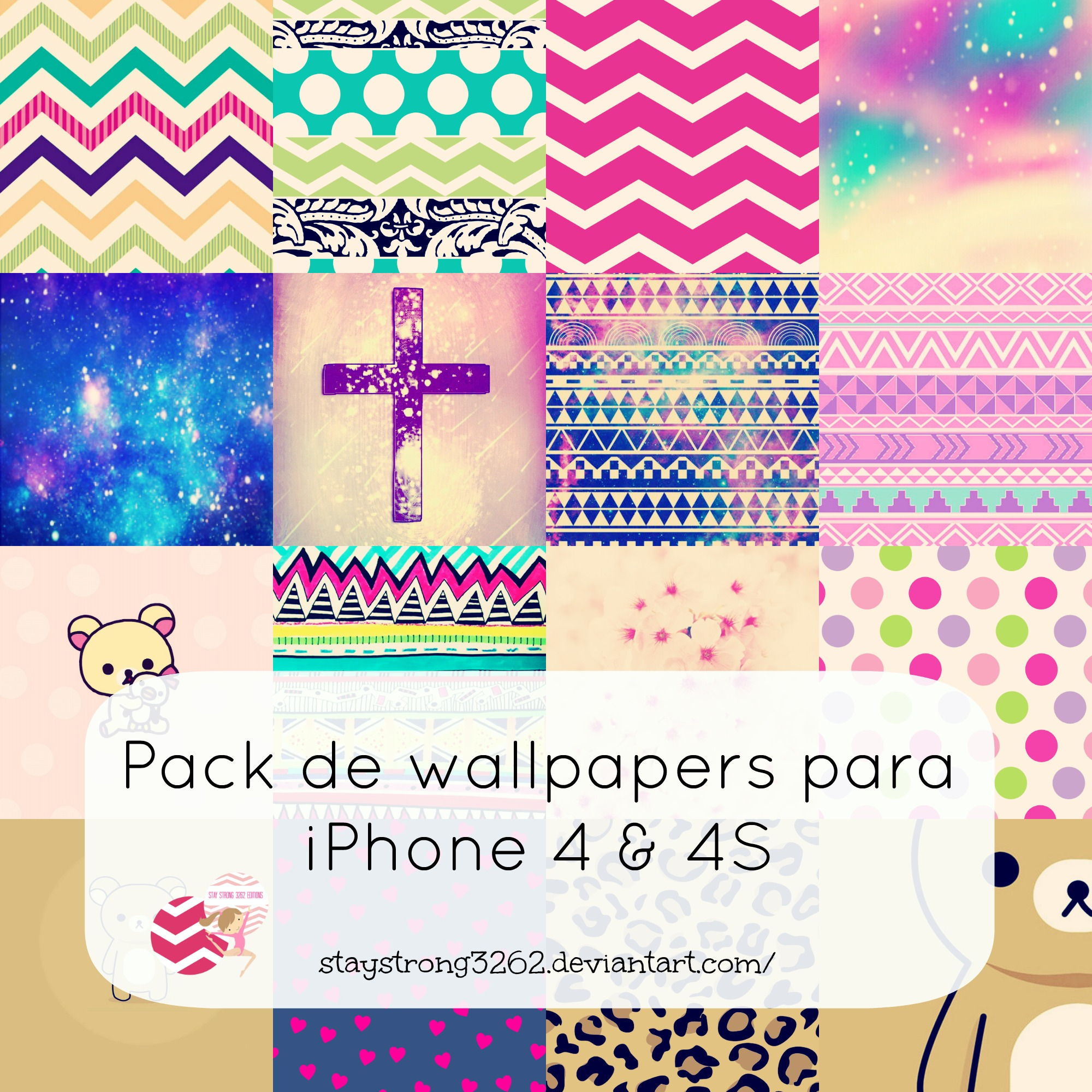 Tumblr wallpaper for iphone 4 pack de 140 wallpapers para iphone 4 y 4s by