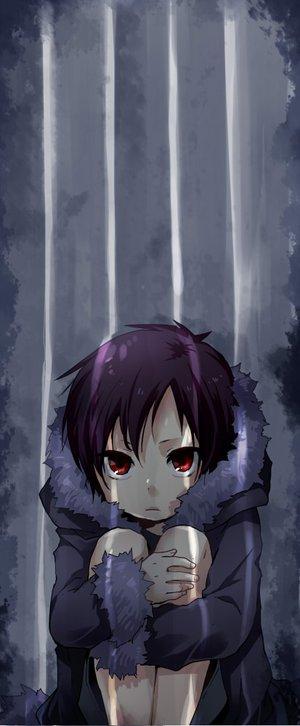Broken Heart Girl Crying Wallpaper Realism Izaya Orihara X Sister Reader By Blackfang 124