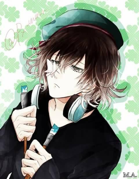 Happy Anime Wallpaper Butterflies Azusa Mukami X Reader Highschool Au By